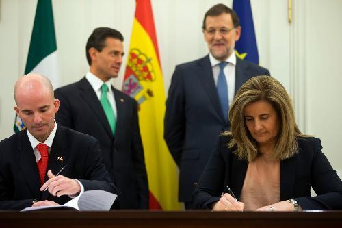 Acuerdo entre españa y México sobre seguridad social y movilidad internacional