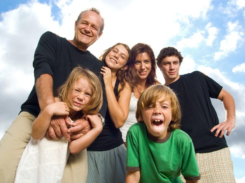 qué se entiende por familia numerosa