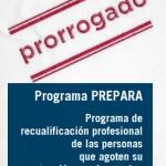¿Cómo conseguir la ayuda del Plan Prepara?