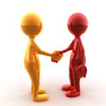 Simular un contrato para cobrar el desempleo