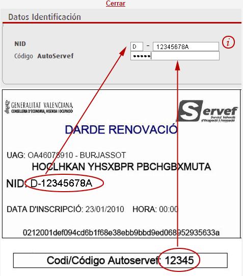 C mo pedir cita previa al servef for Inem sellar paro internet