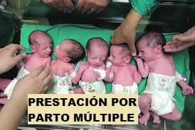 prestación-parto-multiple