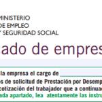 EL CERTIFICADO DE EMPRESA INEM – SEPE