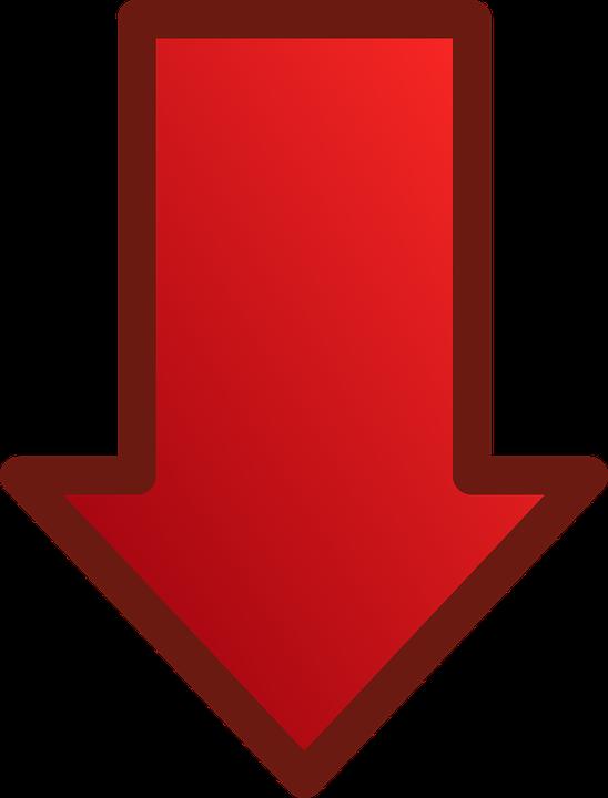 Image result for panah kebawah icon